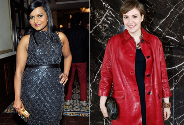Lena Dunham Hilariously Interviews Mindy Kaling for 'Rookie: Yearbook Two' | Movies News | Rolling Stone